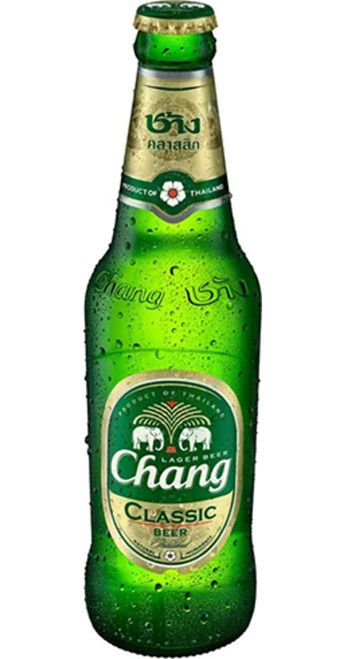 Chang Beer Pack of 24 Chang Beer Thailand