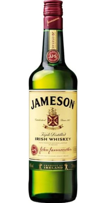 Jameson Irish Whiskies Jameson Whiskey