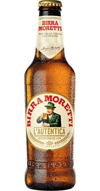 Birra Moretti Pack of 24 Birra Moretti