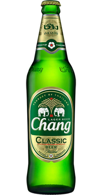 Chang Beer Pack of 12 Chang Lager Beer