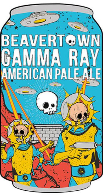Beavertown Brewery Pack of 24 Beavertown Gamma Ray American Pale Ale