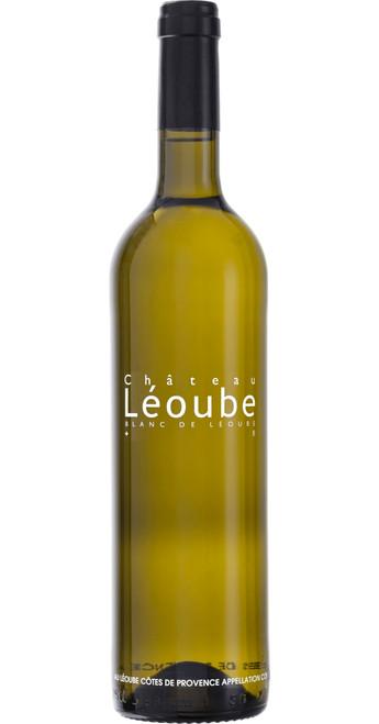 Blanc de Léoube Organic 2018, Château Léoube