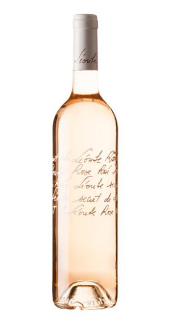 Côtes de Provence Rosé, Secret de Leoube, Domaine de Leoube 2018, France