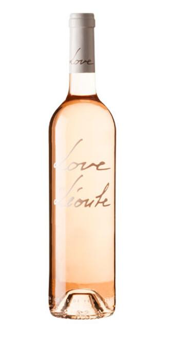 Côtes de Provence Rosé, Love by Léoube, Domaine de Leoube 2018, France