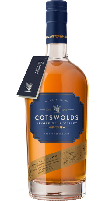 The Cotswolds Distillery Cotswolds Founder's Choice Whisky