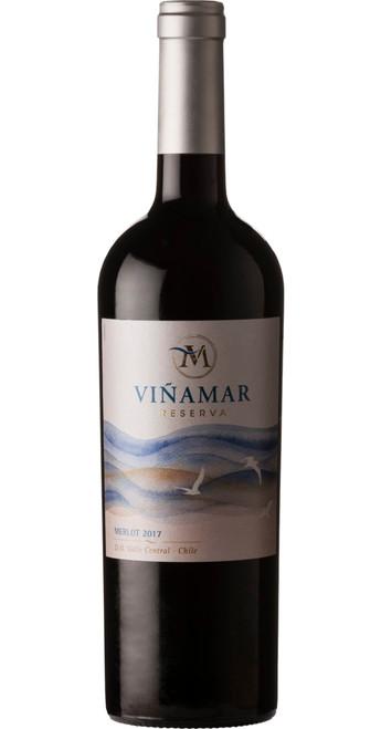 Merlot Reserva 2018, Viñamar