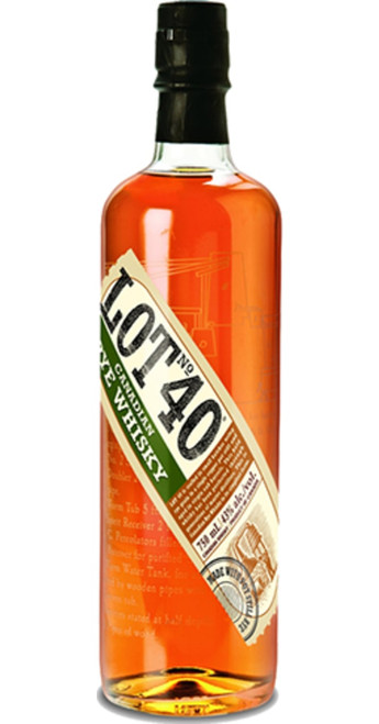 Lot 40 Lot 40 Canadian Whisky
