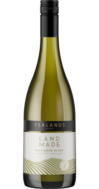 Land Made Sauvignon Blanc, Yealands Estate 2019, Marlborough, New Zealand