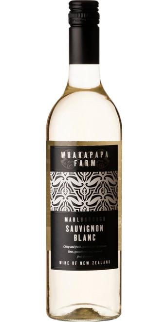 Sauvignon Blanc 2018, Whakapapa Farm, Gisborne, New Zealand