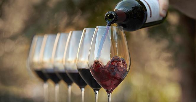 Half-Bottles of Wine