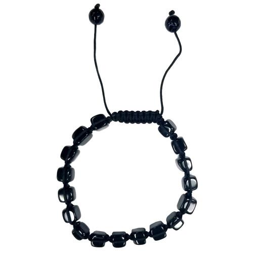 Macrame Bracelet - Onyx