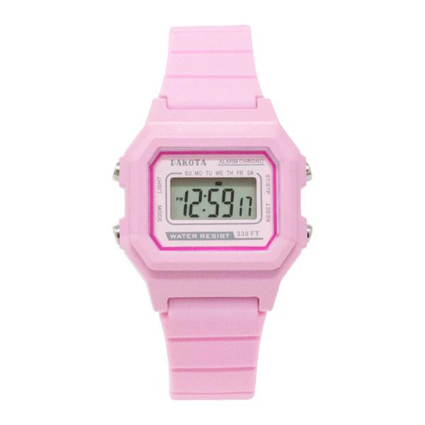 Small Retro Digital - Pink