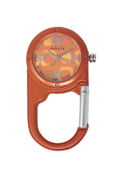 Orange Micro Mini Clip
