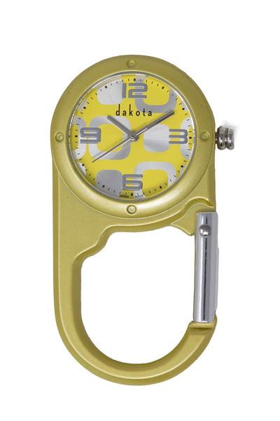 Yellow Micro Mini Clip