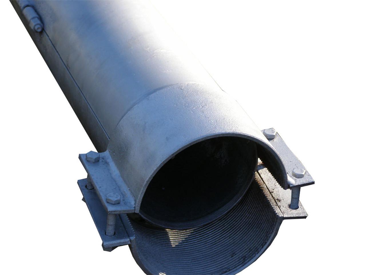 Split & Hinged Steel Conduit