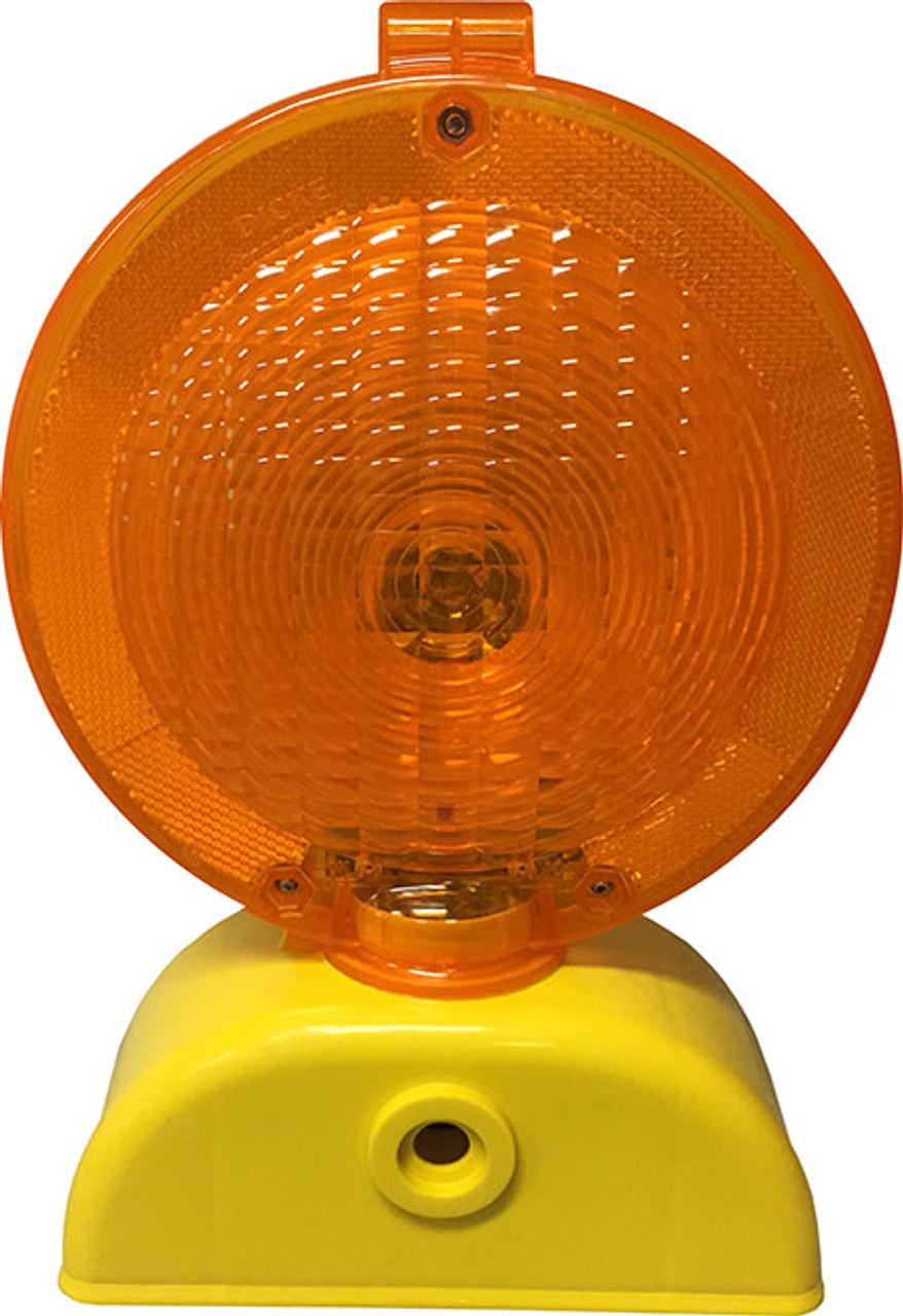 AC4D Amber Barricade Light