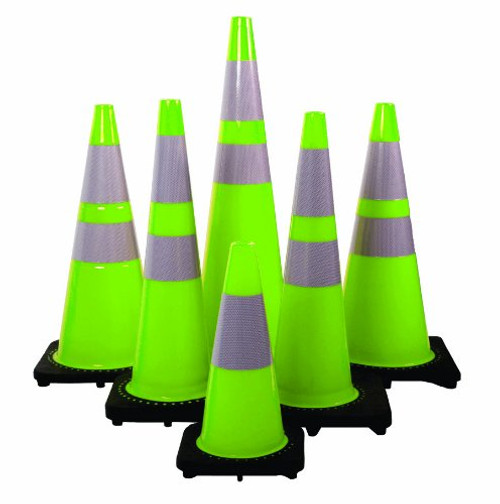 Lime Traffic Cone