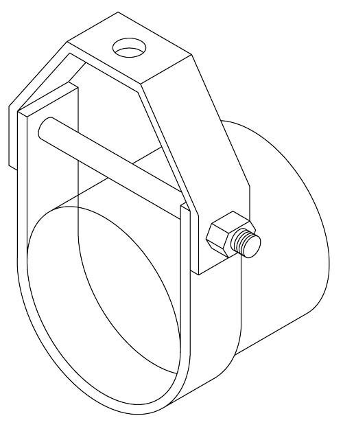 Clevis Hanger, UB3100 Series