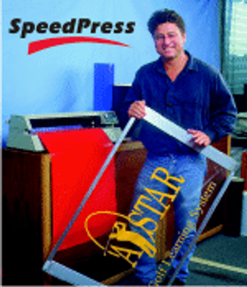 SpeedPress Vinyl Applicator