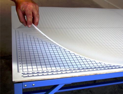 Rhino Self-Healing Cutting Mat With Grid