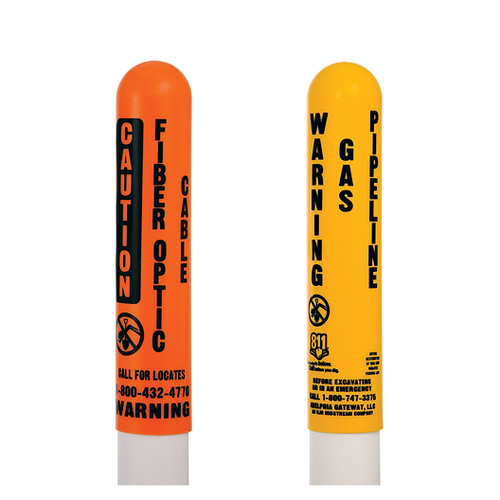 Poly-Dome Marker PD6, PD7, PD8