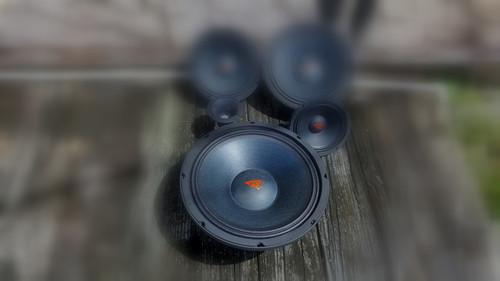 "UN-12  12"" Loudspeaker"