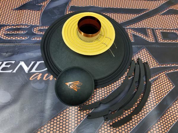 """UN10 10"""" Loudspeaker Recone Kit"""