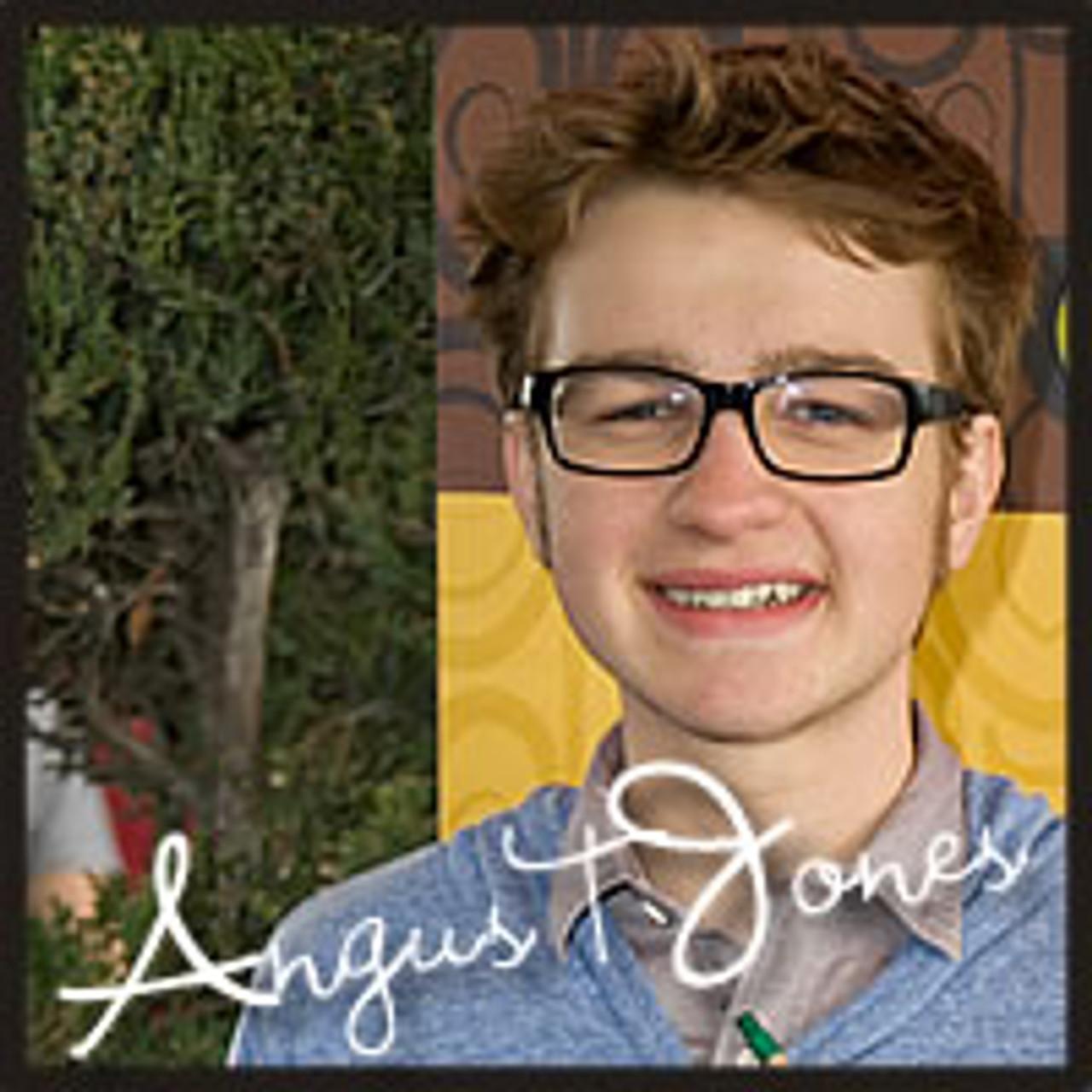 Angus T Jones