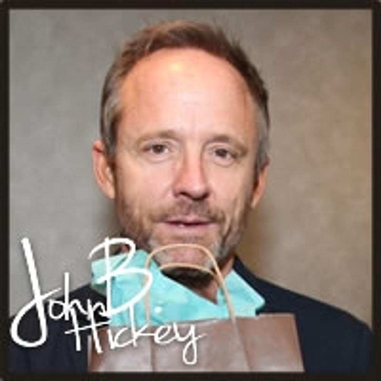 John B Hickey