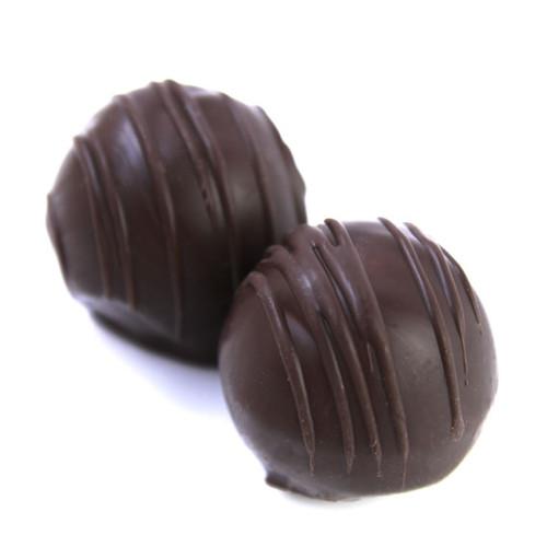 E=MC Squared - Triple Shot Colombian Espresso Dark Chocolate Truffles