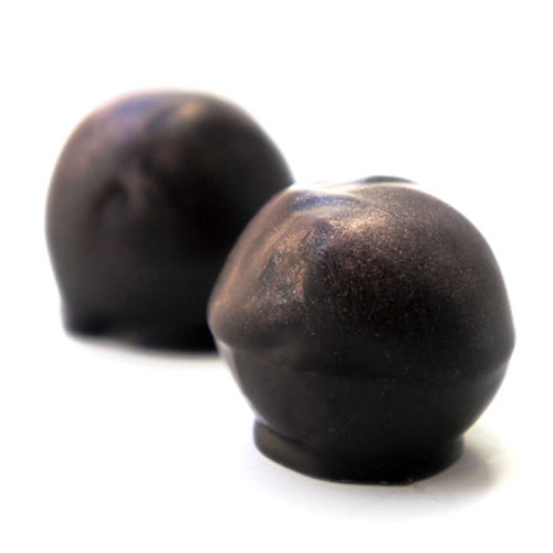 Chaikovsky - chai spice caramel fudge truffles