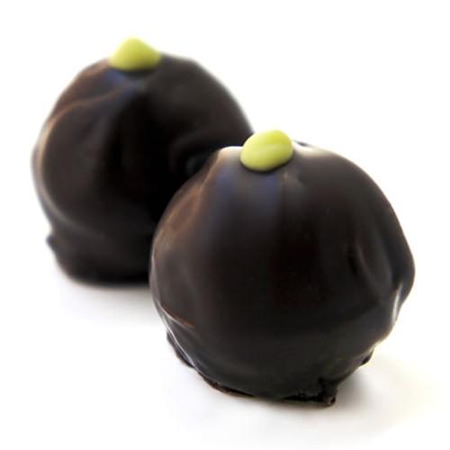Hulk - New Mexican green chile caramel truffles