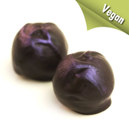 The Vegan Mary - Vegan Salted Dark Caramel Truffles