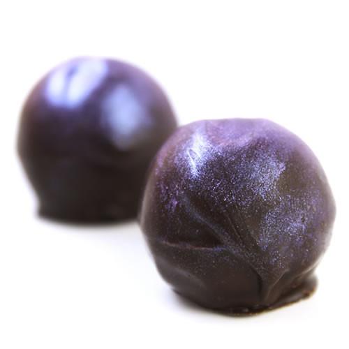 Accidental Florist - Lavender caramel truffles