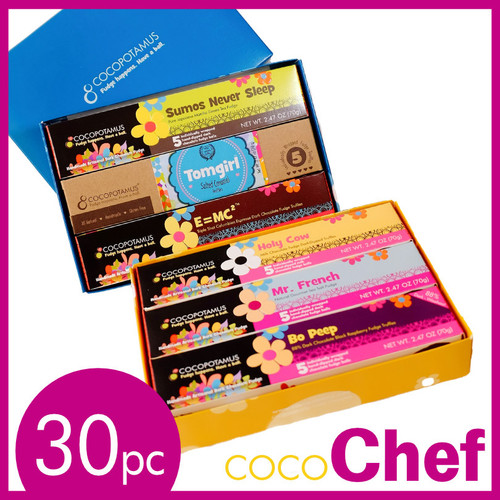 CocoChef Chocolate Truffle Set