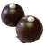 Holy Cow: gourmet, handmade dark chocolate truffles, fudge truffles, gourmet chocolate, gluten free chocolate with milk chocolate fudge and coated in dark chocolate.