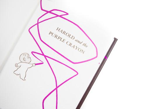 Harold Purple Crayon