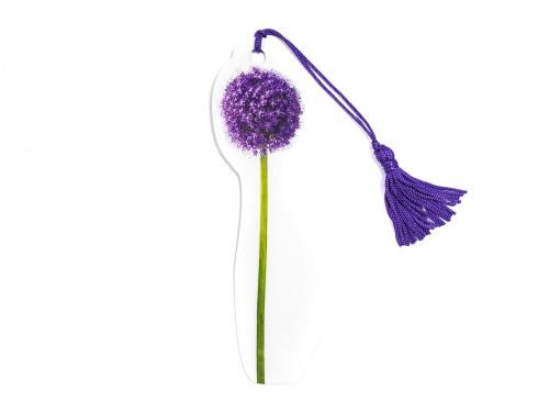 Purple Beauty Bookmark