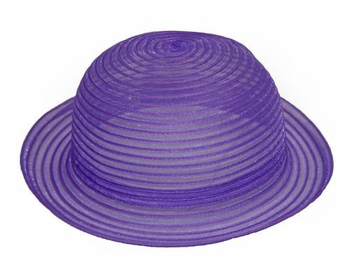 Lavender Child's Mesh Hat