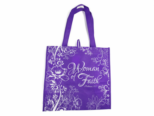 Eco Friendly Floral Tote