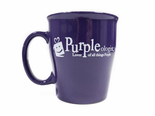 Purpleologist Coffee Mug