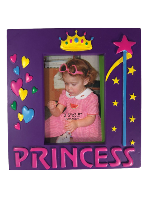 Embellished Princess Frame