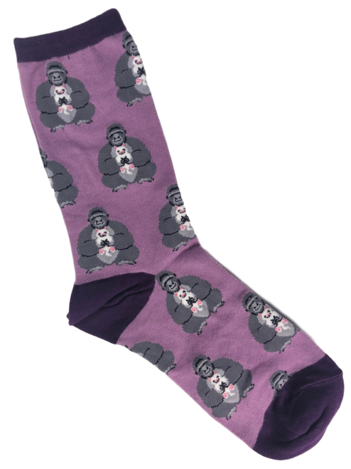 Unlikely Friends Socks