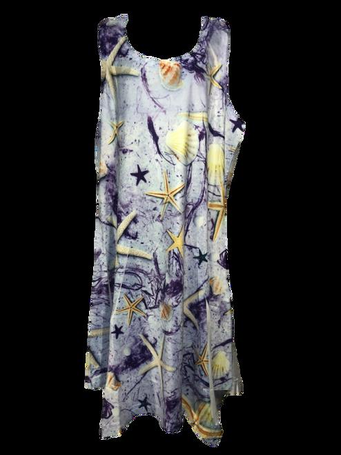 Starfish and Sea Shell Girl Dress