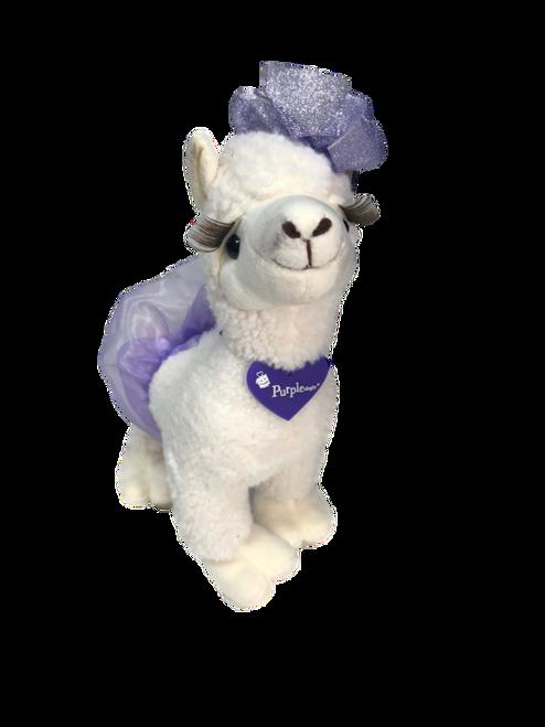 Ballerina Llama