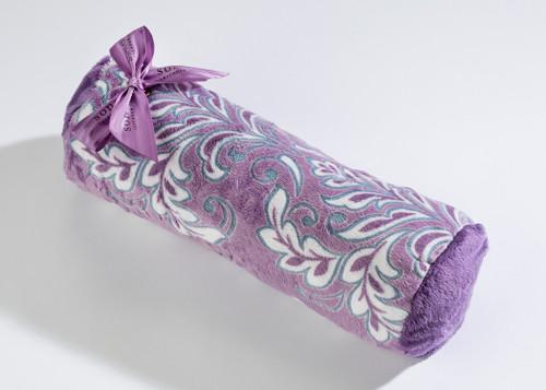 Lavender Bolster Roll