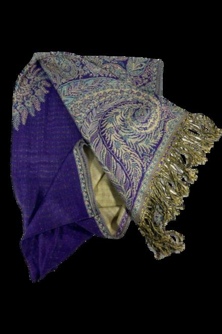 Pasahmina Floral Fashion Wrap