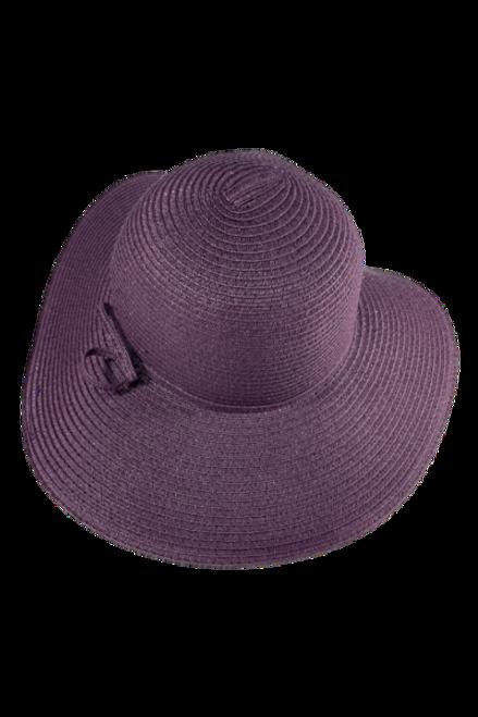 Purple Floppy Hat