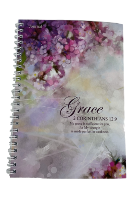 Grace Devotional and Thought Journal
