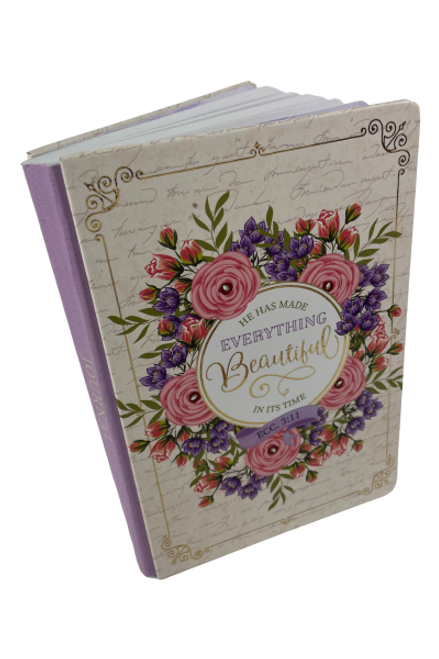 Floral Prayer Journal